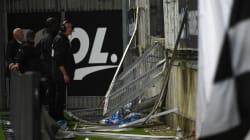 Amiens-Lille: la barrière était en