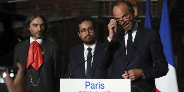Le député LREM Cédric Villai, qui avait soutenu la campagne d'Anne Hidalgo en 2014 à Paris, verrait bien le rpemier ministre Edouard Philippe diriger la capitale.