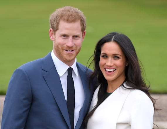 Prince Harry and Meghan Markle reveal wedding date!
