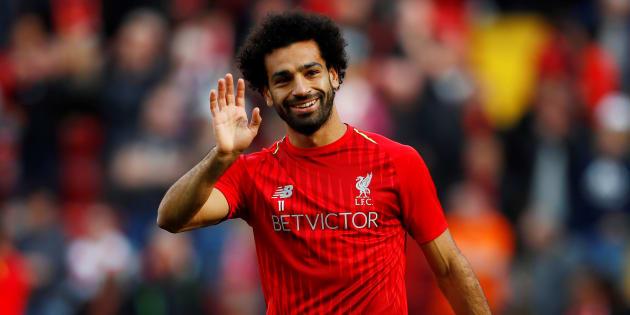 Mohamed Salah é um dos principais jogadores da Europa atualmente.