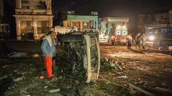 Une tornade balaie La Havane et fait au moins trois