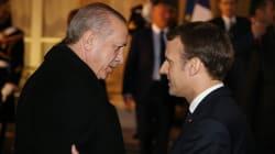 Macron fa scintille con Erdogan: