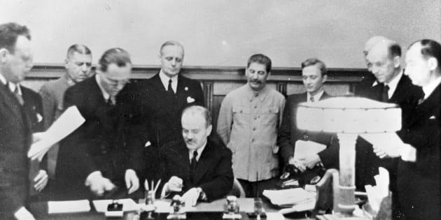 Ribbentrop Molotov, i segreti di un trattato