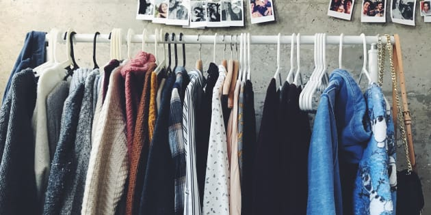 how you can give your old clothes to h m for recycling huffpost