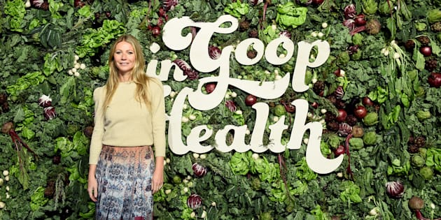 Gwyneth Paltrow attends the In goop Health Summit on Jan. 27, in New York City.