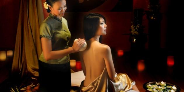 Viaggio e massaggio in Thailandia alla ricerca del benessere