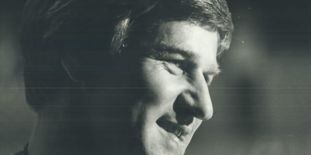 Bobby Orr, en 1976.