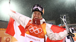 Justine Dufour-Lapointe Wins Silver In Moguls At