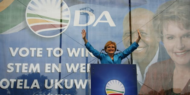 Helen Zille: will the Democratic Alliance ditch her this time?