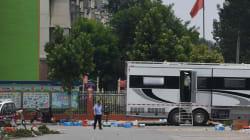 L'explosion devant une école maternelle en Chine était due à une bombe