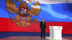 VIDEO: Putin presume un nuevo misil que no puede ser