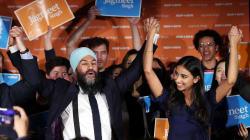 BLOGUE Victoire de Jagmeet Singh aux partielles: trop peu, trop