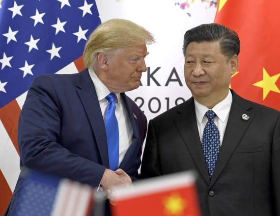China, U.S. tariffs go into effect
