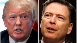 Trump Rages Against Comey Over Claims In New