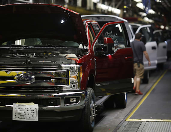 Ford is cutting back production on one major vehicle