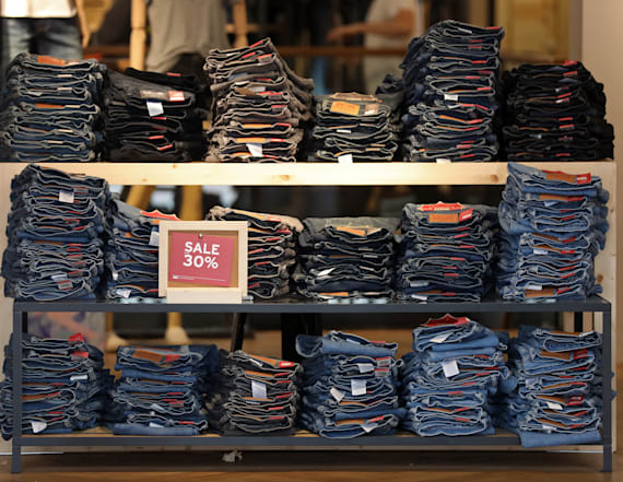 145-year-old jean retailer is planning to go public