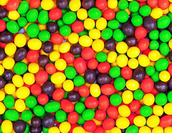 New Skittles available this summer