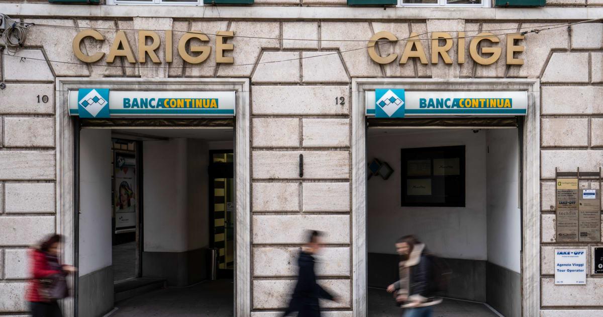 Nessuno vuole Banca Carige. Giovanni Tria e i commissari premono per una fusione, ma non trovano acquirenti