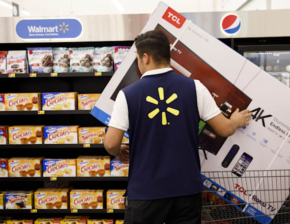 Walmart CEO describes 'retail worker of the future'