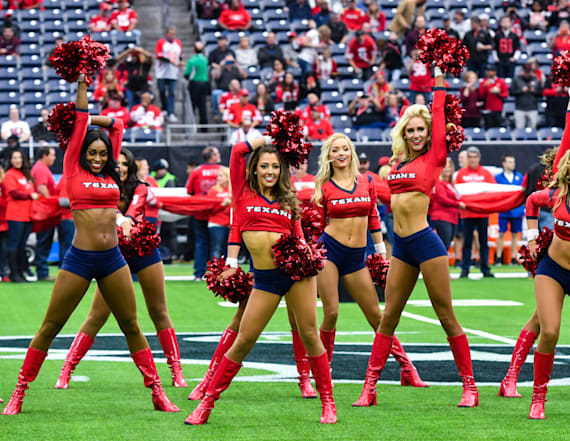 Former Texans cheerleaders file class-action lawsuit