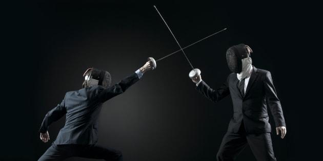 Les bienfaits insoupçonnés du sport en entreprise. Illustration.