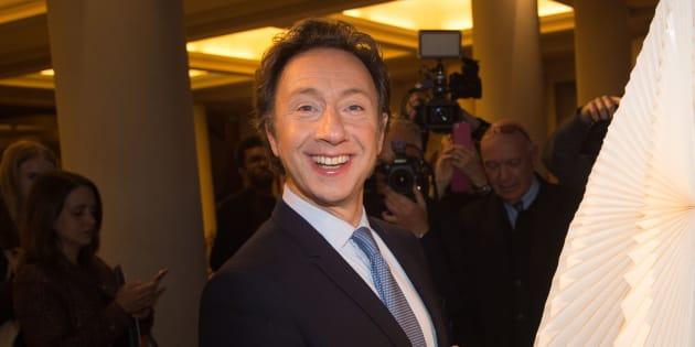 Patrimoine: le gouvernement débloque 21 millions d'euros supplémentaires (photo prétexte de Stéphane Bern à Paris en 2017)