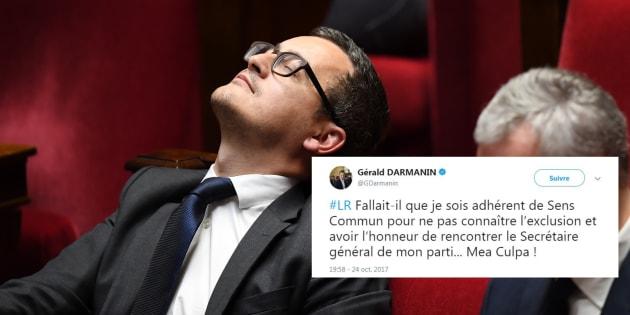Les pro-Macron exclus mais Sens Commun simplement convoqué: Darmanin s'étrangle