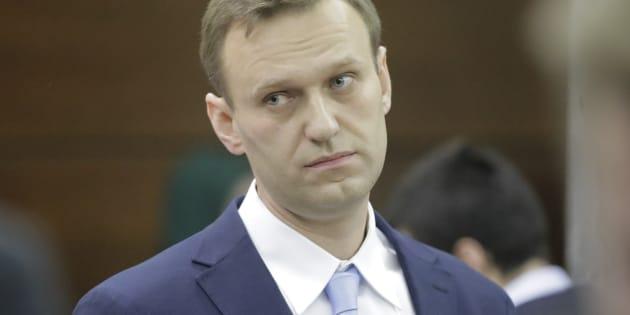 La candidature de l'opposant russe Navalny à la présidentielle rejetée