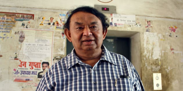 File photo of Dr Ketan Desai.