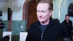 Acusan a Conan O´Brien de