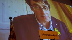 Torra y Puigdemont presentan la Crida Nacional, una plataforma para hacer efectivo el