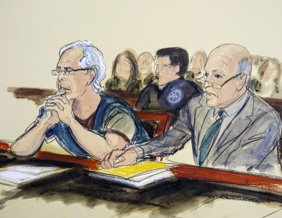 Epstein left suicide watch on psychologist's advice