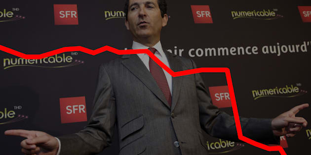 Plombé par la débâcle de SFR, Altice a perdu 33% en bourse en une semaine