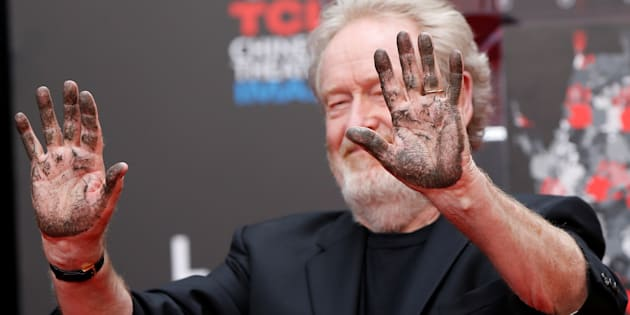 Ridley Scott breaks her silence about Kevin Spacey