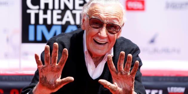 Stan Lee falleció este lunes a los 95 años.