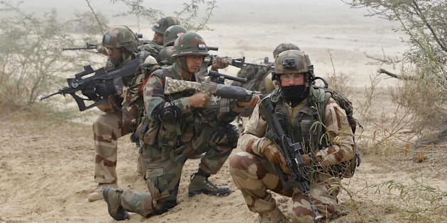 L'Elysée annonce la mort d'un militaire en zone irako-syrienne