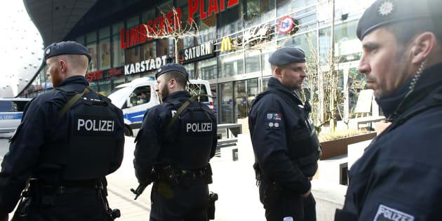 Un centre commercial fermé en Allemagne par crainte d'un attentat