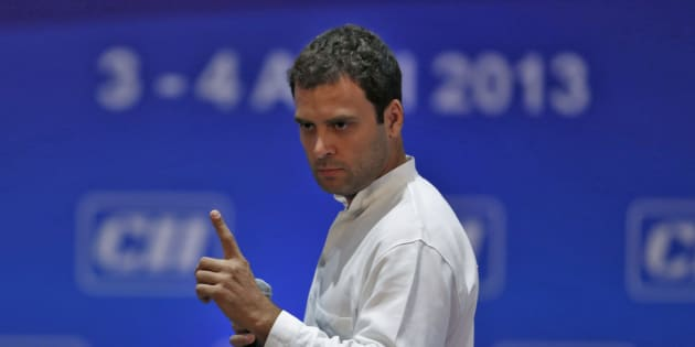 Senior Congress leader calls Rahul Gandhi