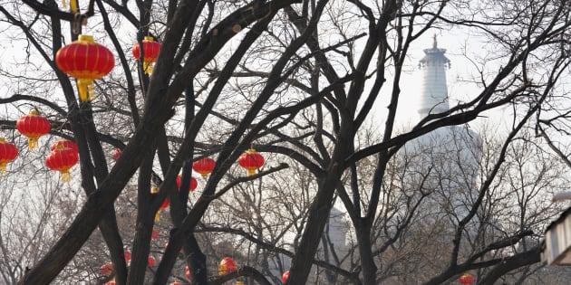 """En Chine, le taux de particule fine a baissé de 32% en quatre ans, le pays en train de gagner """"sa guerre contre la pollution"""""""