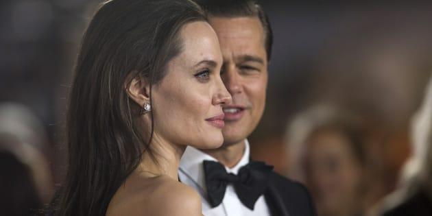 Brad Pitt et Angelina Jolie condamnés à payer un demi-million d'euros à l'artiste française Odile Soudant
