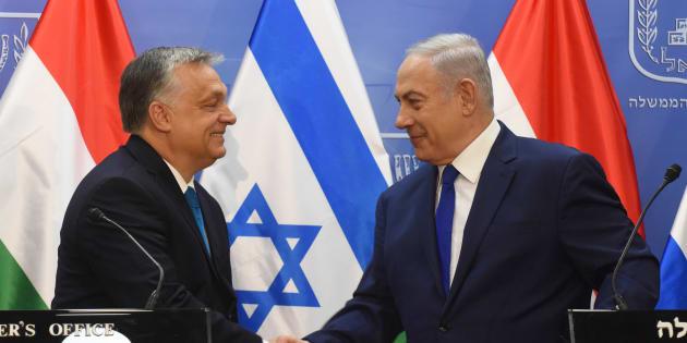 Netanyahu festeggia l