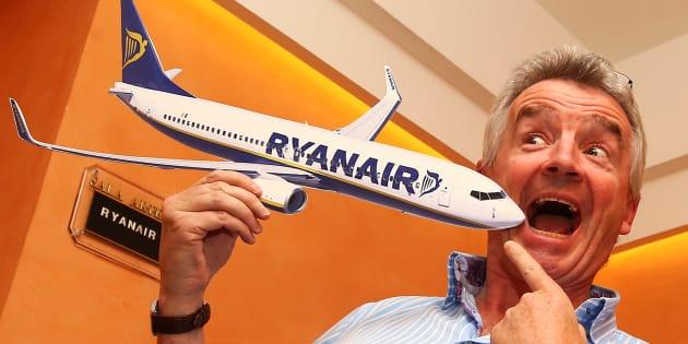 Avec Ryanair, il va bientôt falloir payer aussi pour la valise en cabine
