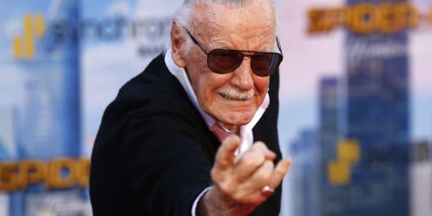 Spider-Man a failli être tué dans l'oeuf, raconte son créateur Stan Lee