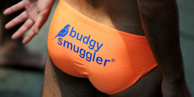 Boardies versus budgies: the great male swimwear debate.