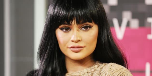 Kylie Jenner a accouché d'une petite fille.
