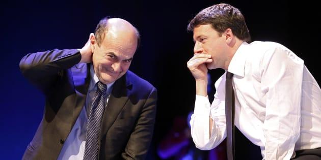 Bersani a Renzi: le chiacchiere stanno a zero, servono fatti