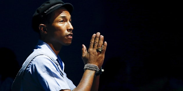 Pharrell Williams est papa de triplets