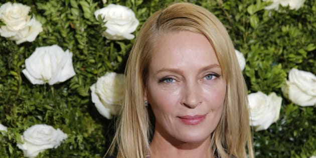 Uma Thurman victime d'agression sexuelle, elle envoie un message à Harvey Weinstein