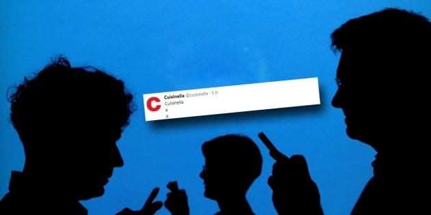 La marque Cusinella a trouvé comment utiliser les 280 caractères pour vous faire rire.