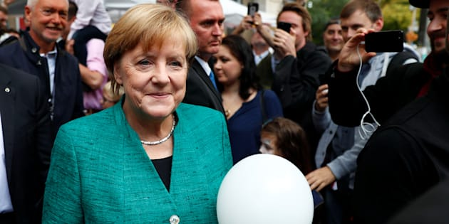 La Germania sta bene e si tiene la Merkel